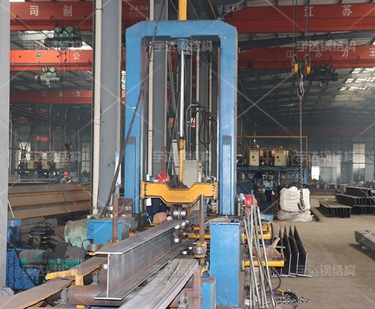 钢结构加工设备