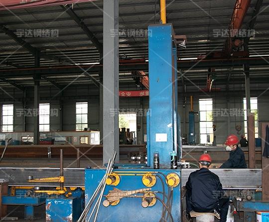 钢结构切割加工
