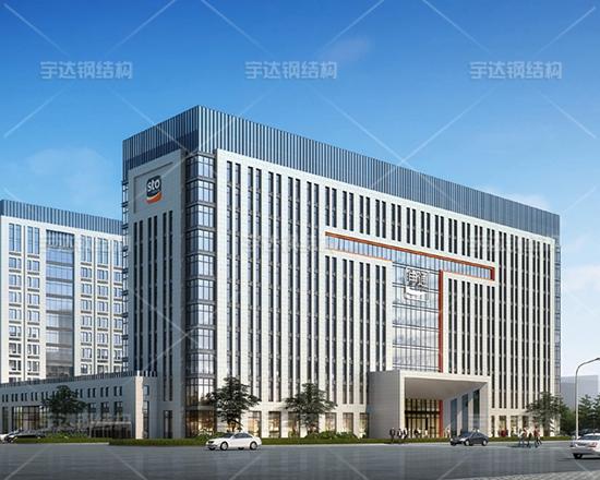 上海申通调度大楼